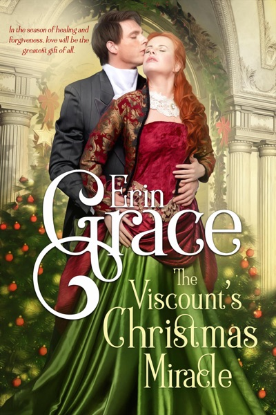 The Viscount's Christmas Miracle - Erin Grace book cover