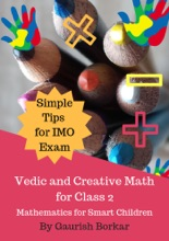 Vedic And Creative Math For Class 2