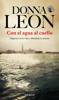 Donna Leon - Con el agua al cuello portada