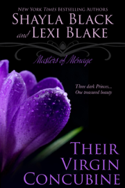 Their Virgin Concubine, Masters of Ménage, Book 3 book