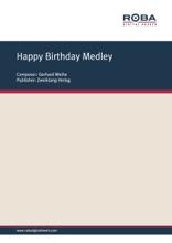 Happy Birthday Medley