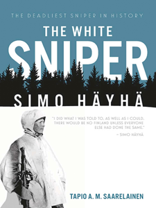The White Sniper Buch-Cover