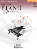 Accelerated Piano Adventures for the Older Beginner: Lesson Book 2 Book Cover