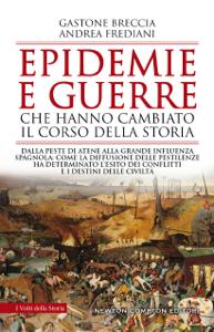 Epidemie e guerre che hanno cambiato il corso della storia Copertina del libro