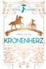 Jana Hoch - Royal Horses (1). Kronenherz Grafik