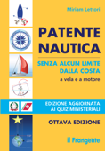 Patente nautica senza alcun limite dalla costa Book Cover