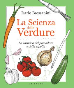 La scienza delle verdure Libro Cover