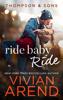 Vivian Arend - Ride Baby Ride  artwork