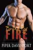 Piper Davenport - Bound by Fire  artwork