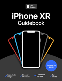 iPhone XR Guidebook