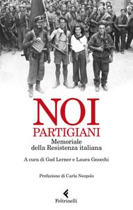 Noi, Partigiani Libro Cover