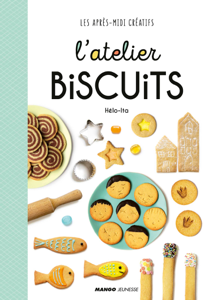 L'atelier biscuits Couverture de livre