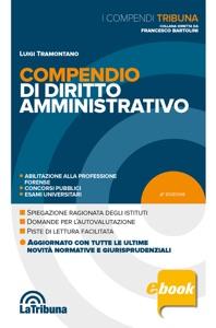 Compendio di diritto amministrativo Book Cover