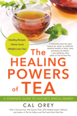 The Healing Powers of Tea Book Cover