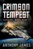Anthony James - Crimson Tempest  artwork