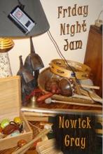 Friday Night Jam: Sax, Hand Drums, Rock n Roll