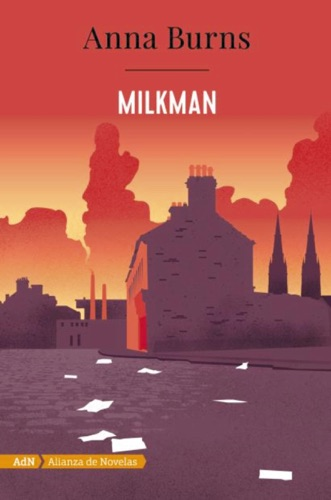 Anna Burns & Maia Figueroa Evans - Milkman (AdN)