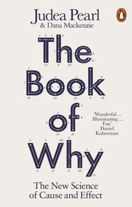 The Book of Why Boekomslag