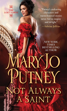 Not Always a Saint - Mary Jo Putney