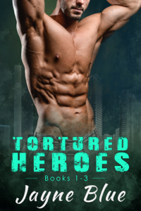 Tortured Heroes Book Cover