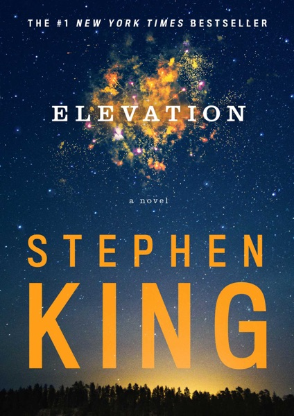 Elevation - Stephen King book cover