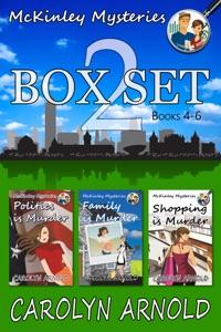 McKinley Mysteries Box Set Two: Books 4-6