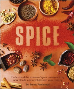The Science of Spice Book Cover