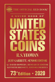 A Guide Book of United States Coins 2020