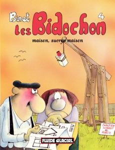 Les Bidochon T.4 maison, sucrée maison Book Cover