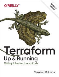 Terraform: Up & Running - Yevgeniy Brikman