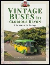 Vintage Buses In Glorious Devon