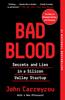 John Carreyrou - Bad Blood  artwork