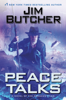 Jim Butcher - Peace Talks  artwork