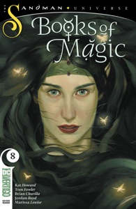 Books of Magic (2018-2020) #8