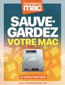 Sauvegardez votre Mac