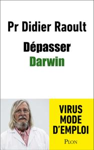 Dépasser Darwin Couverture de livre