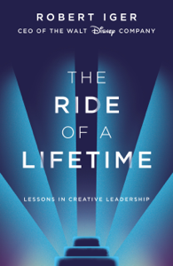 The Ride of a Lifetime La couverture du livre martien