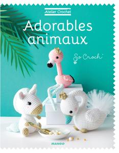 Adorables animaux Couverture de livre