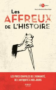 Les Affreux de l'histoire La couverture du livre martien