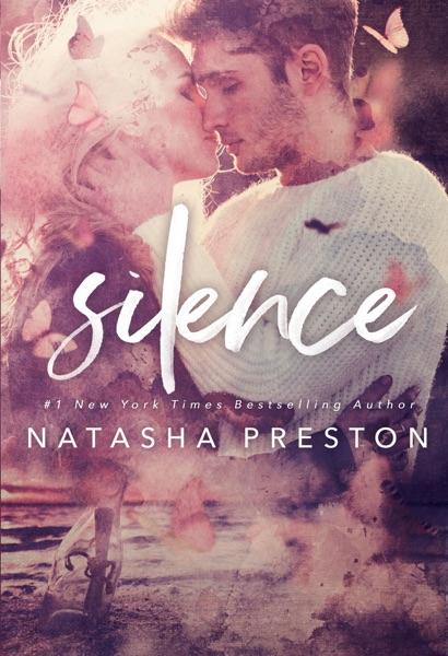 Silence - Natasha Preston book cover