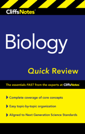 CliffsNotes Biology Quick Review Third Edition book