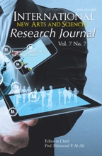 International New Arts And Sciences Research Journal