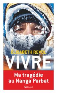 Vivre La couverture du livre martien