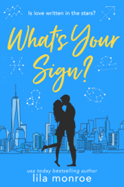 What's Your Sign? book
