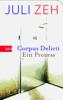 Juli Zeh - Corpus Delicti Grafik