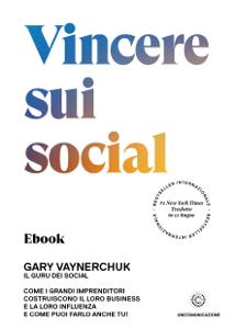 Vincere sui social Copertina del libro