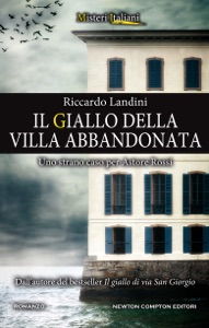 Il giallo della villa abbandonata Book Cover