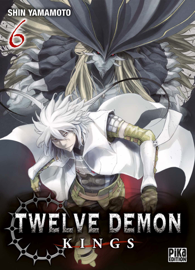 Twelve Demon Kings T06 Par Twelve Demon Kings T06