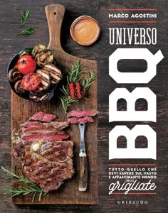 Universo BBQ Libro Cover