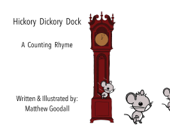 Hickory Dickory Dock - A Counting Rhyme